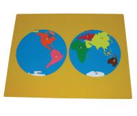[Puzzle - mapa světa]