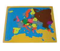 [Puzzle - mapa Evropa]