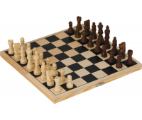 [Drevené šachy 2]