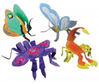 [Papierové sochy - Hmyz (24 x 14 cm)]