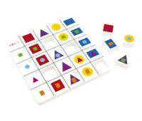 [Pěnové logické tabulky - Barvy a tvary 1]