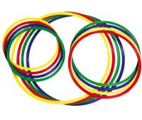 [Plastové kruhy, 65 cm - 4 ks]