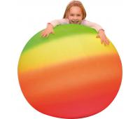 [Duhový gymnastický míč, 100 cm]