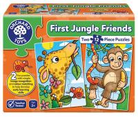 [Moje první puzzle - Džungle]