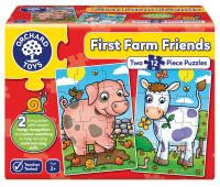 [Moje první puzzle - Farma]