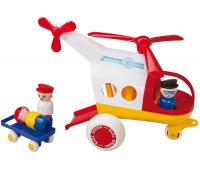 [Viking Toys Jumbo Vrtulník první pomoci]