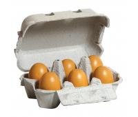 [Vajíčka v obalu - hnědá]