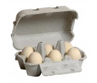 [Vajíčka v obalu - bílá]