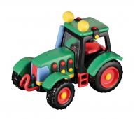 [Traktor se střechou]