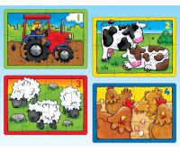 [Orchard Toys puzzle Farma]