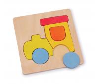 [Legler puzzle Dopravní prostředky]