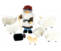 [Bača s ovečkami]