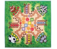 [Dětský koberec Člověče - farma 100 x 100]