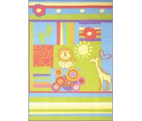 [Dětský koberec Afrika 150 x 200]
