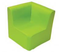 [Rohové křesílko - zelené 30 cm]