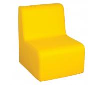 [Křesílko 1 - žluté 30 cm]