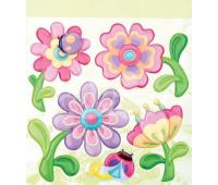 [Nálepky - Květinky]