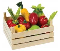[Zelenina a ovoce v přepravce]