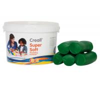 [Creall - ultra jemná modelovací hmota - zelená 1750g]