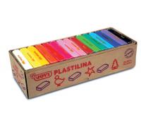 [Maxi plastelína - 15 barev]