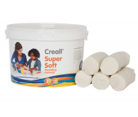 [Creall - ultra jemná modelovací hmota - bílá 1750g]