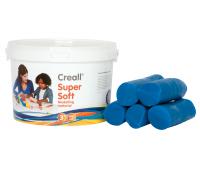 [Creall - ultra jemná modelovací hmota - modrá 1750g]
