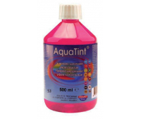 [Vodová barva AquaTint - sytě růžová (magenta)]