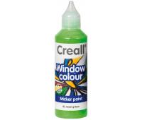 [Barva na sklo Creall - neonově zelená]