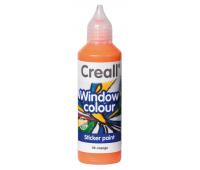 [Barva na sklo Creall - oranžová]