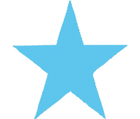 [Děrovač 3,2 cm - Hvězdička]