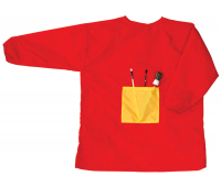 [Pracovní pláště - M, pro děti od 4 - 9 let]
