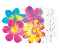 [Květy z difuzního papíru]