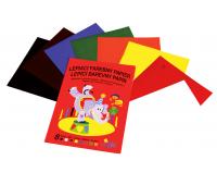 [Lepící barevný papír A4]