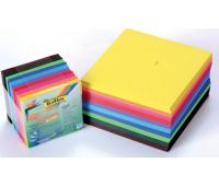 [Čtverce na origami - 70 g/m2 - 5 x 5 cm]