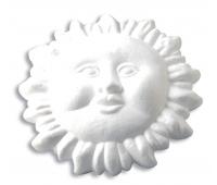 [Polystyrenové tvary - Slunce (průměr 24 cm)]