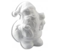 [Polystyrenové tvary - Santa Claus (výška 17,5 cm)]