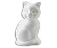 [Polystyrenové tvary - Kočka (výška 24 cm)]