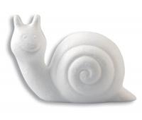 [Polystyrenové tvary - Šneček (výška 10,5 cm)]