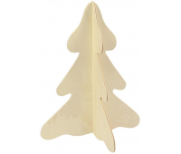 [Vyrob si dárek! - Vánoční stromeček 3D]