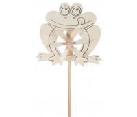 [Udělej si dáreček! - Vrtulka - Žabka (15,5 x 30 cm)]