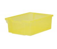 [Střední kontejner - průsvitný citron]