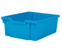 [Střední kontejner - nebeská modrá]
