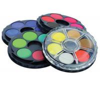 [Vodové barvy, 24 barev]