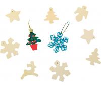 [Udělej si dáreček! - Vánoční ozdoby 3]