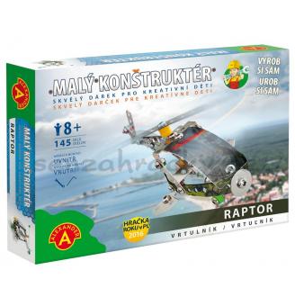 Malý konštruktér - Helikoptéra