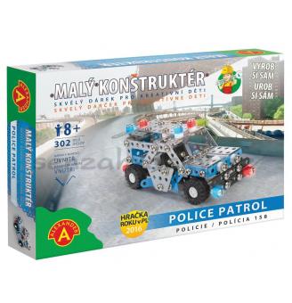 Malý konštruktér - Polícia