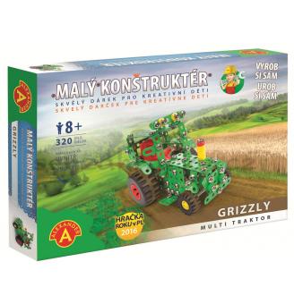 Malý konštruktér - Traktor