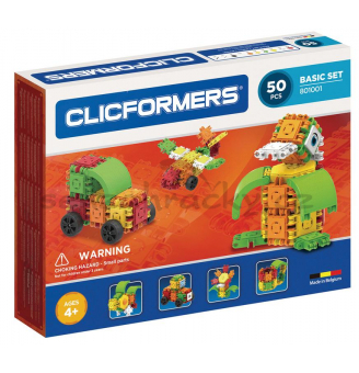 Clicformers 50