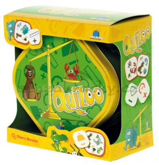 Hra - QuiZoo