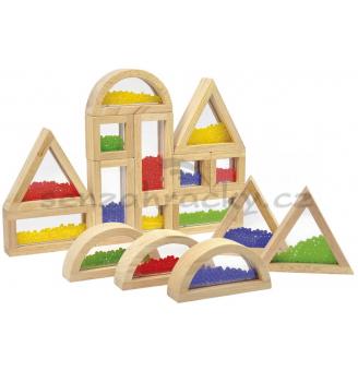Senzorická stavebnice - kuličky